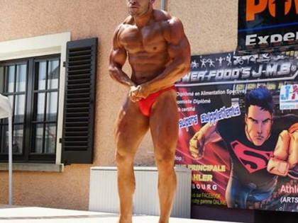 Philippe Agostino: Mister 150 Prozent