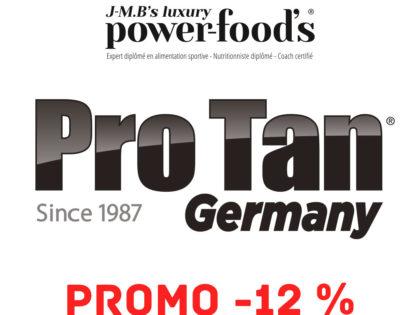 Pro-Tan im Angebot auf alle Artikel -12% Rabatt