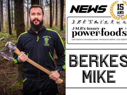 Mike Berkes – Timbersports – 05/2018